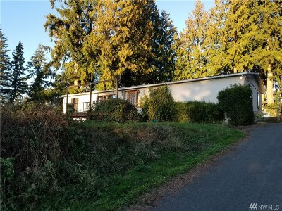 Snohomish County Single Family Home Pending Inspection: 12327 9th Dr SE