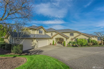 Puyallup Single Family Home For Sale: 4226 Crystal Lane Lp SE