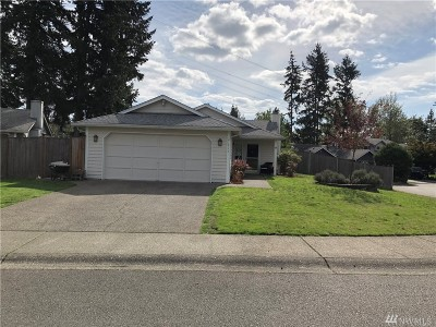 Maple Valley Single Family Home For Sale: 21217 SE 280th St