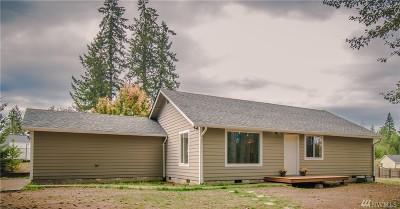 Belfair Single Family Home For Sale: 10 NE Dogwood Rd
