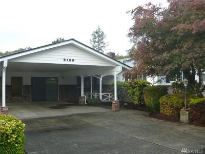 Centralia Single Family Home For Sale: 3122 Bailey Ave