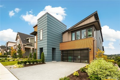 Redmond Single Family Home For Sale: 11879 155th Ave NE