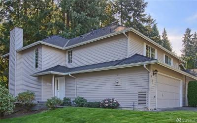 Redmond Single Family Home For Sale: 8816 133rd Ave NE