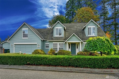 Edmonds Single Family Home For Sale: 8506 218th St SW