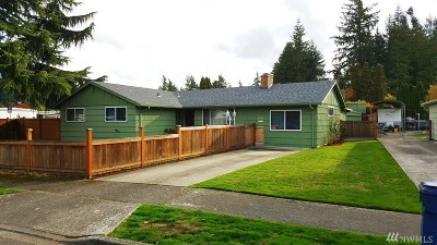 Auburn Single Family Home For Sale: 1540 23rd St SE