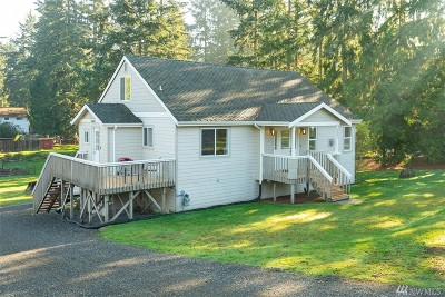 Puyallup Single Family Home For Sale: 9901 59th Av Ct E