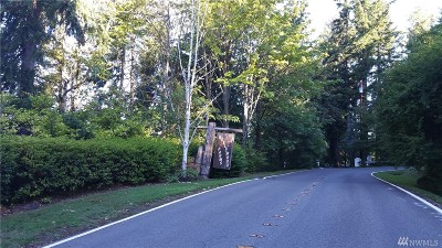 Bellevue Residential Lots & Land For Sale: 2639 110th Ave NE