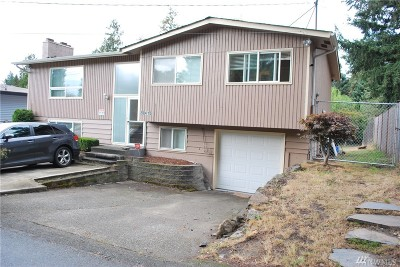 SeaTac Single Family Home For Sale: 20415 12th Ave S