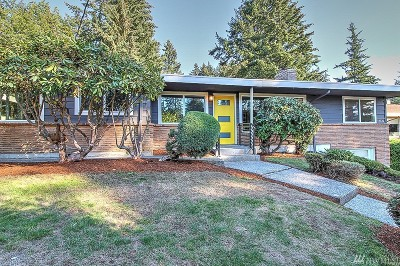 Shoreline Single Family Home For Sale: 19122 2nd Ave NW