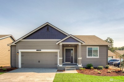 Orting Single Family Home For Sale: 904 Maple Lane SW #57