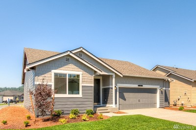 Orting Single Family Home For Sale: 110 Hickory Ave SW #43