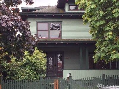 Tacoma Single Family Home For Sale: 870 S 40th St