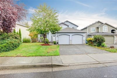 Everett Single Family Home For Sale: 1315 55th St SW