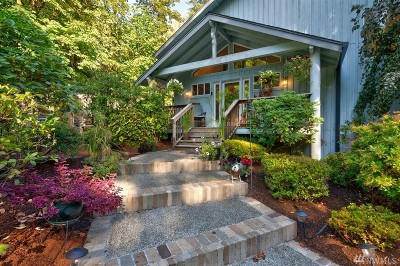 Gig Harbor Single Family Home For Sale: 5717 Hunt St NW