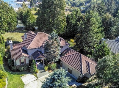 Port Ludlow Single Family Home For Sale: 202 South Bay Lane