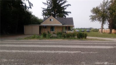 Skagit County Single Family Home For Sale: 15712 Penn Rd