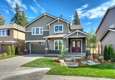 Puyallup Single Family Home For Sale: 18917 106th Av Ct E #50
