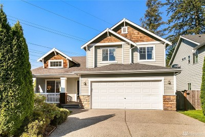 Bothell Single Family Home For Sale: 15310 43rd Ave SE