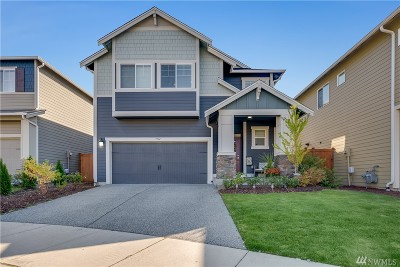 Bothell Single Family Home For Sale: 3912 174th St SE