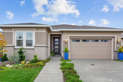 Bonney Lake Single Family Home For Sale: 18923 145th St E