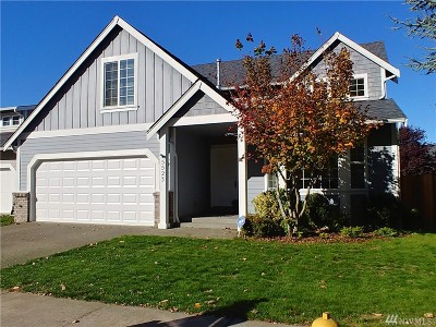 Olympia Single Family Home For Sale: 5523 55th Lp SE