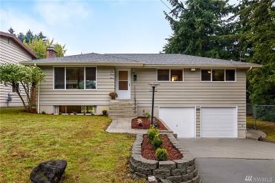 Shoreline Single Family Home For Sale: 127 NE 165th St