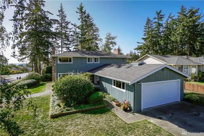 Oak Harbor Single Family Home Sold: 181 NW Fairhaven Dr