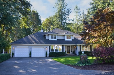 Gig Harbor Single Family Home For Sale: 4816 100th Av Ct NW