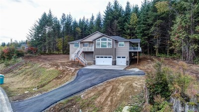 Snohomish Single Family Home For Sale: 4404 203rd Ave NE