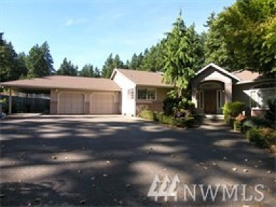 Bonney Lake Single Family Home For Sale: 16925 42nd St Ct E