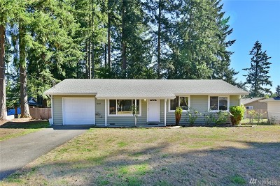 Port Orchard Single Family Home For Sale: 11421 Butler Ave SW