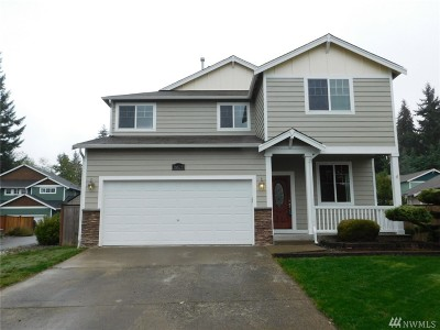 Puyallup Single Family Home For Sale: 16629 129th Av Ct E