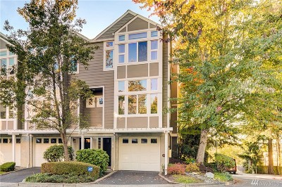 Kirkland Condo/Townhouse For Sale: 201 5th Place S #201