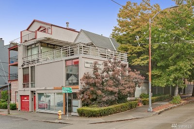 Seattle Commercial For Sale: 1718 E Olive Wy