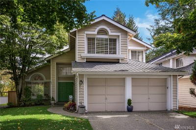 Sammamish Single Family Home For Sale: 3648 252nd Place SE