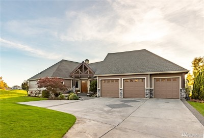 Lynden Single Family Home For Sale: 555 Wildrose Cir