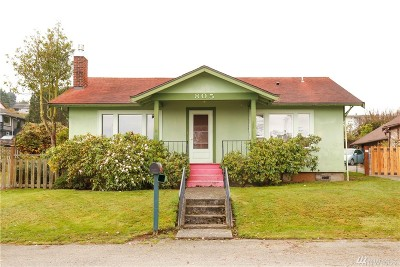 Anacortes Single Family Home For Sale: 805 37th St