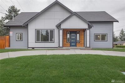 Renton Single Family Home For Sale: 12603 SE 104th St