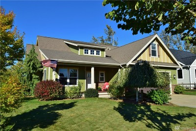 Lynden Single Family Home Sold: 2251 Shea St