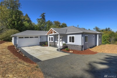 Port Orchard Single Family Home For Sale: 3094 Marjorie Lane SE