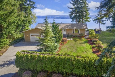 Port Ludlow Single Family Home For Sale: 951 Thorndyke Rd