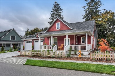 Port Ludlow Single Family Home For Sale: 174 Anchor Lane