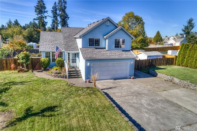 Single Family Home For Sale: 21308 39th Ave East