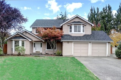 Federal Way Single Family Home For Sale: 922 SW 347th Place