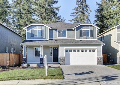 Lacey Single Family Home For Sale: 2109 Ava St SE