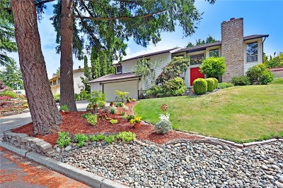 Bellevue Single Family Home For Sale: 6722 128th Ave SE