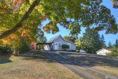 Port Orchard Single Family Home For Sale: 616 Melcher St