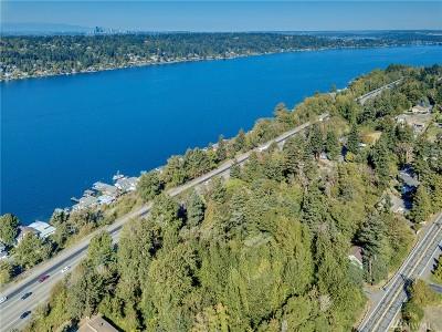 Newcastle Residential Lots & Land For Sale: 6807 Lake Washington Blvd SE