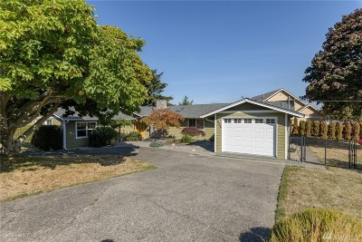 Anacortes Single Family Home Sold: 1806 Island View Place