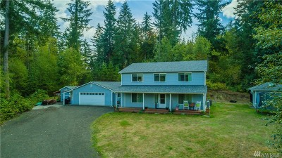 Tenino Single Family Home For Sale: 14037 Old Hwy 99 SE
